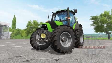 Deutz-Fahr Agrotron 165 Mk3 v2.3 для Farming Simulator 2017