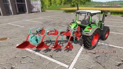 Kverneland AB 85 для Farming Simulator 2017