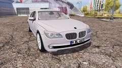 BMW 750Li (F02) для Farming Simulator 2013