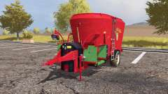 Strautmann Verti-Mix 1700 Double для Farming Simulator 2013