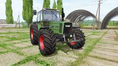 Fendt Farmer 310 LSA Turbomatik для Farming Simulator 2017
