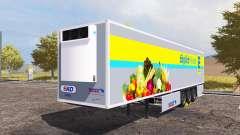 Schmitz Cargobull S.KO Cool EDEKA для Farming Simulator 2013