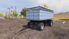 Livestock trailer v3.0 для Farming Simulator 2013