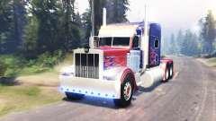 Peterbilt 389 Optimus Prime