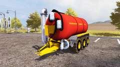 Schuitemaker Robusta 260 v1.1 для Farming Simulator 2013