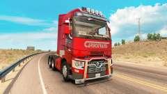 Renault T-Series v6.2 для American Truck Simulator