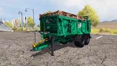 Tebbe HS 180 для Farming Simulator 2013