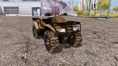 Polaris Sportsman Touring для Farming Simulator 2013