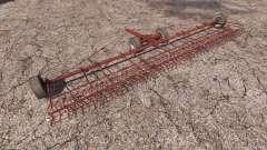 Прицепная стерневая борона для Farming Simulator 2013