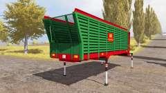 Hawe SLW-A v2.0 для Farming Simulator 2013