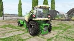 Krone BiG X 580 HKL v2.0 для Farming Simulator 2017
