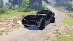 Ferneis Mad Max для Spin Tires