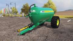 MAJOR Slurri Vac 1600 для Farming Simulator 2013