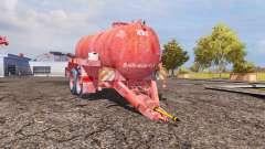 STS MV5-014 red для Farming Simulator 2013
