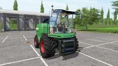 Fendt Katana 65 для Farming Simulator 2017