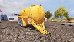 STS MV5-014 yellow для Farming Simulator 2013