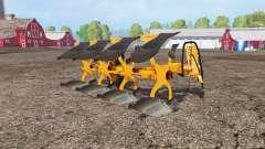 MORO Aratri Raptor QRV 20A v2.0 для Farming Simulator 2015