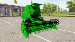 SLC-John Deere 7500 Turbo для Farming Simulator 2017