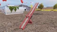 Conveyor belt для Farming Simulator 2013