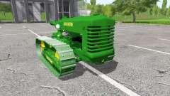 John Deere BO для Farming Simulator 2017