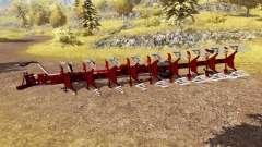 Kuhn Vari Master 180 для Farming Simulator 2013