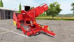 Grimme SE 260 для Farming Simulator 2017