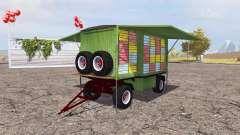 Mobile beehive v3.0 для Farming Simulator 2013