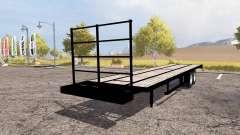 Flatebed trailer v1.1