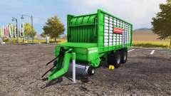 BERGMANN Shuttle 900 K для Farming Simulator 2013