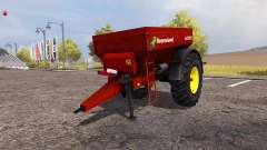 Kverneland GF-8200 Accord для Farming Simulator 2013