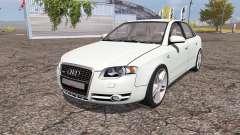 Audi A4 3.0 TDI quattro (B7)