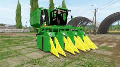 John Deere 9965 v1.1 для Farming Simulator 2017
