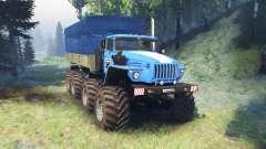 Урал 6614 мега v2.0 для Spin Tires