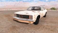 Bruckell Moonhawk rusty
