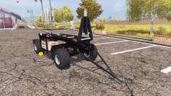 Hook lift trailer для Farming Simulator 2013