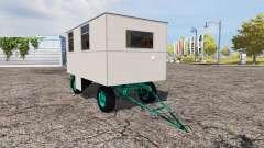 Pausenwagen v1.5 для Farming Simulator 2013