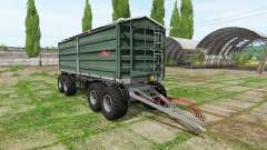 Fliegl DDK 240 4-axle