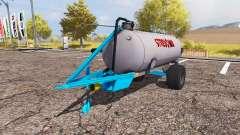 Streumix tank liquid manure для Farming Simulator 2013