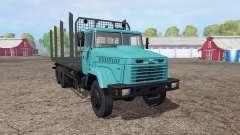 КрАЗ 6233М6 для Farming Simulator 2015