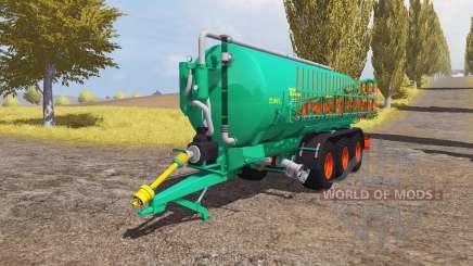 Aguas-Tenias CAT-22-TC v1.5 для Farming Simulator 2013