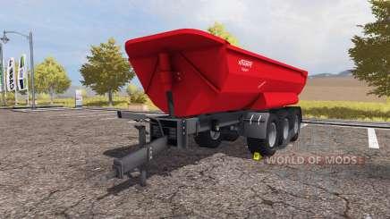 Krampe Halfpipe HP 30 multifruit для Farming Simulator 2013