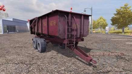 ПСТ 9 v2.0 для Farming Simulator 2013