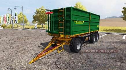 Fuhrmann FF multifruit v2.1 для Farming Simulator 2013