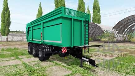 Wagner WK 800 plus для Farming Simulator 2017