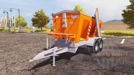 Panien PW 18-10E v1.1 для Farming Simulator 2013