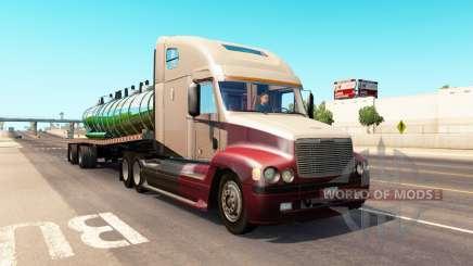 Truck traffic pack v1.5 для American Truck Simulator