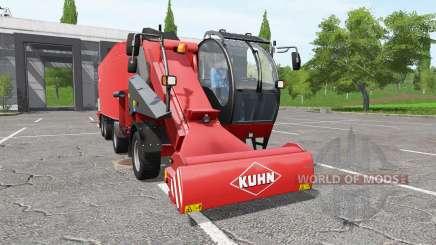 Kuhn SPV Confort 12 XXL для Farming Simulator 2017