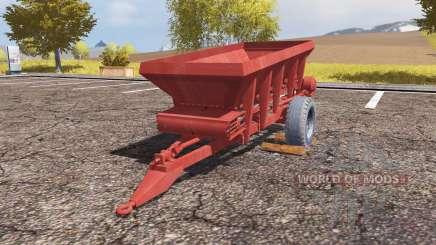 RCW 3 v2.0 для Farming Simulator 2013