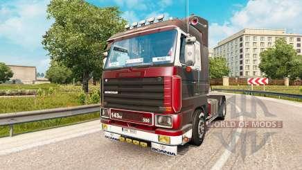 Scania 143M 500 v3.4 для Euro Truck Simulator 2