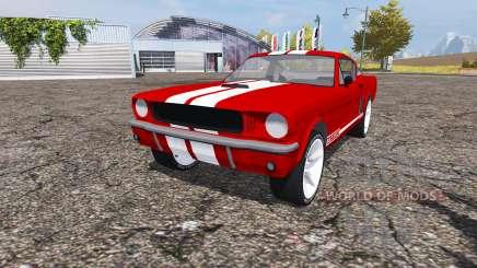 Shelby GT350 1966 для Farming Simulator 2013